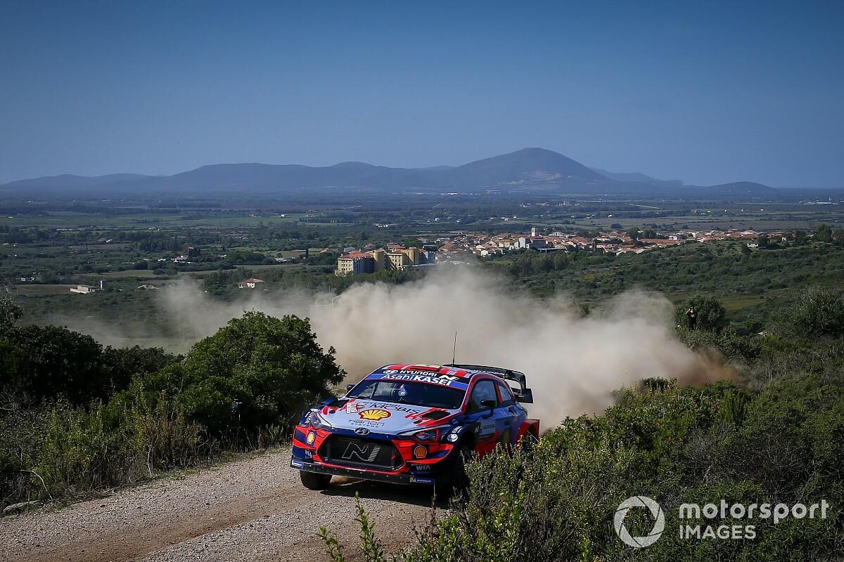 WRC, Rally Italia, PS2: Sordo è super. Lappi va KO