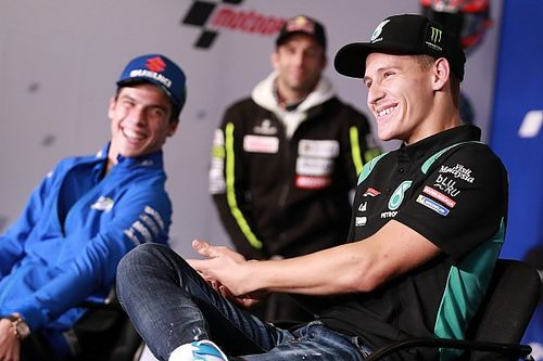 MotoGP title rivals insist there are no team orders yet