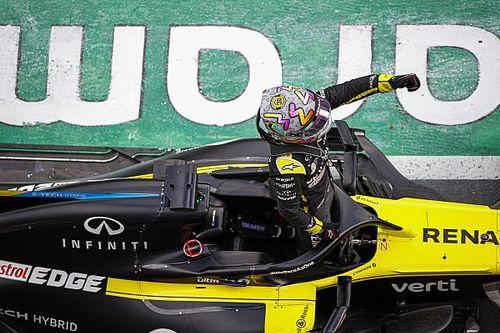 Esperanza para Alonso: podio de Renault 9 años después en F1