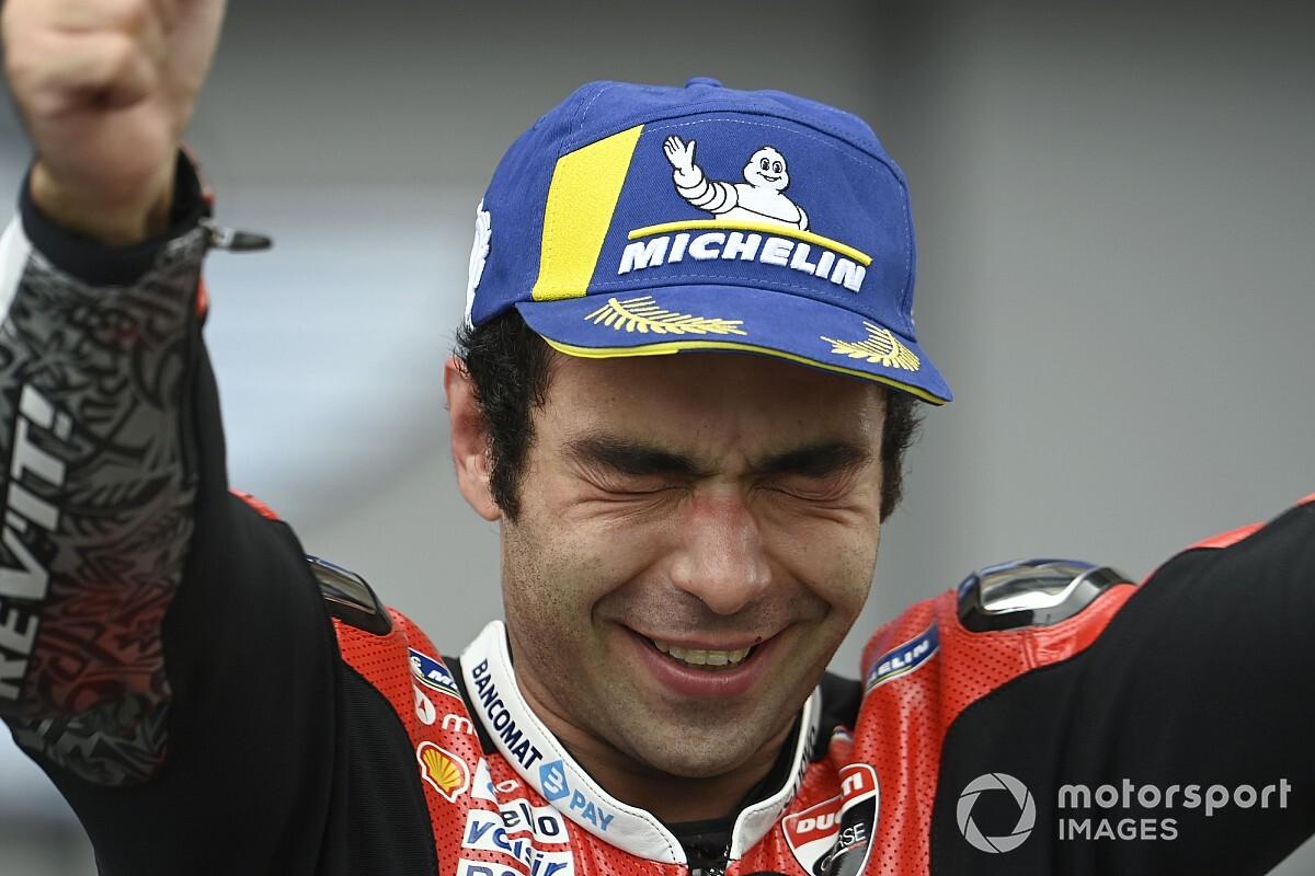"Petrucci felt ""nobody trusted me"" when he lost Ducati seat"