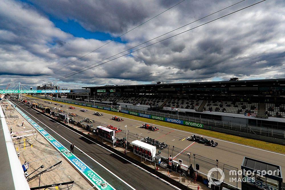 La única certeza en el incierto calendario 2021 de F1