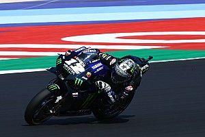 MotoGP: Bagnaia sogna e spreca, Misano è di Vinales