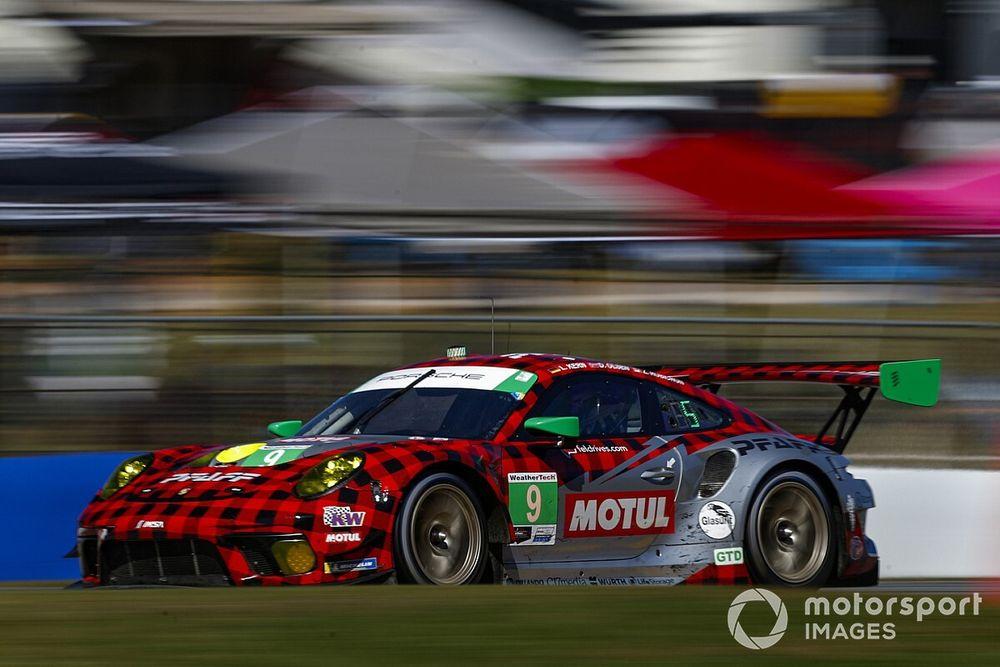 Vanthoor joins Robichon at Pfaff Motorsports IMSA GTD team