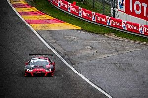 Spa 24h: WRT Audi tops opening qualifying session
