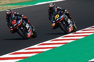 "Il duo Sky Racing Team VR46 comanda a Misano: ""Ci siamo divertiti"""