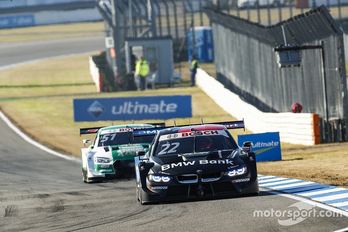 Auer: BMW could have erased Audi DTM deficit in 2021