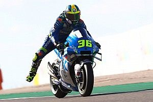 Mir: My Suzuki feels good again, but isn't as fast as Yamahas