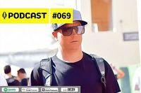 Podcast #069 – Kimi Raikkonen, 'apenas' um grande personagem ou um verdadeiro campeão?