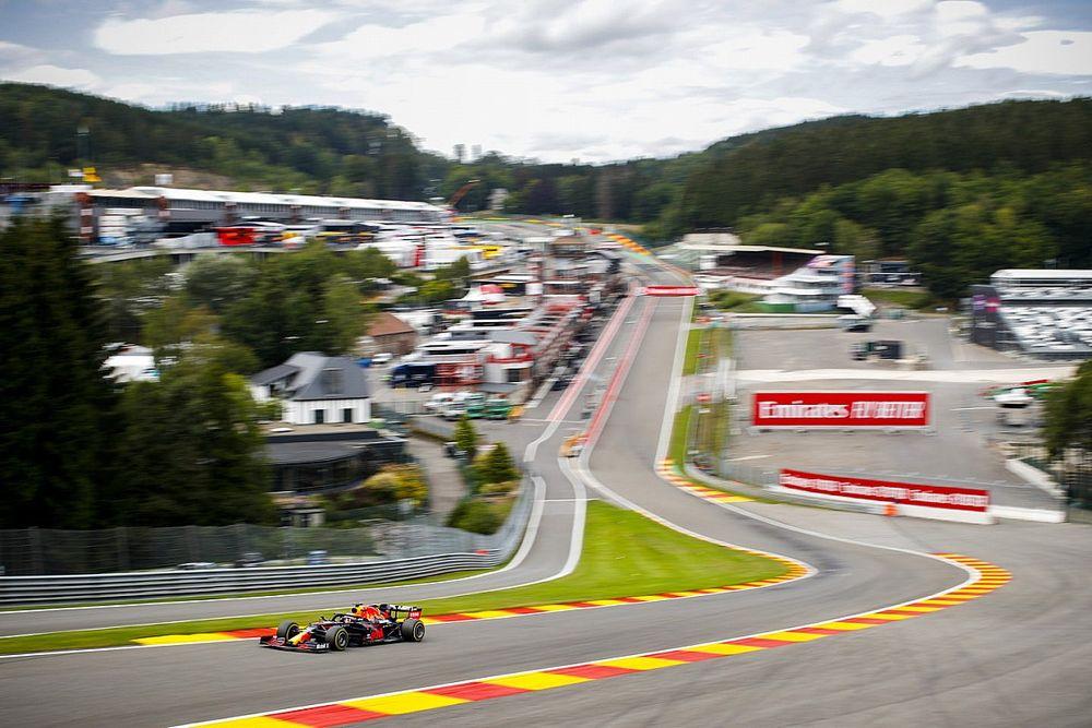 Formule 1 tijdschema: Hoe laat begint de Grand Prix van België?