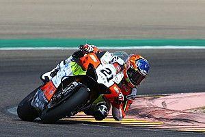 SBK, Teruel, Libere 2: Rinaldi e la Ducati dominano ancora
