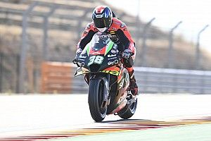 "Smith a ""valid option"" for Aprilia MotoGP race seat"