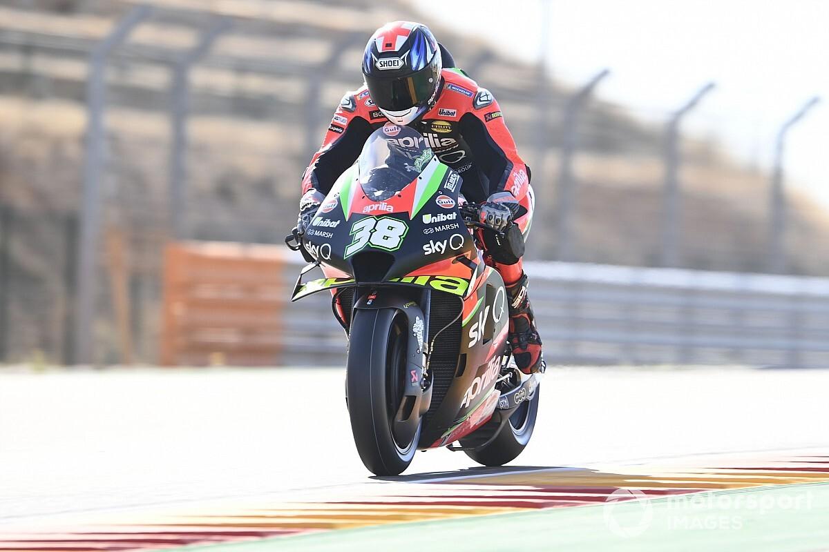 "Smith a ""valid option"" for Aprilia MotoGP race seat"