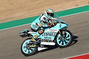Teruel Moto3: Masia takes Honda's 800th win in thriller