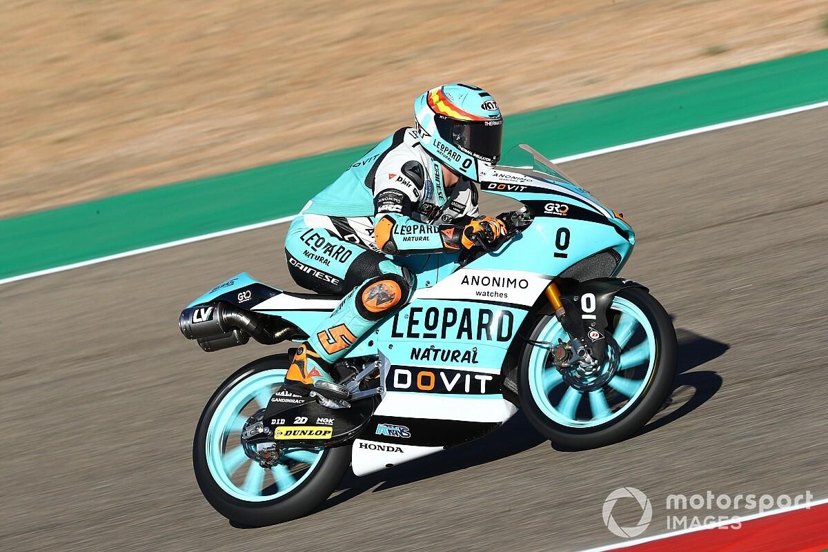 Moto3, Portimao, Libere 1: Masia precede Fenati e Arenas