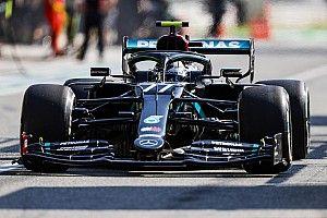 F1イタリアFP3速報:ボッタスがトップタイム。マクラーレンの2台が続く