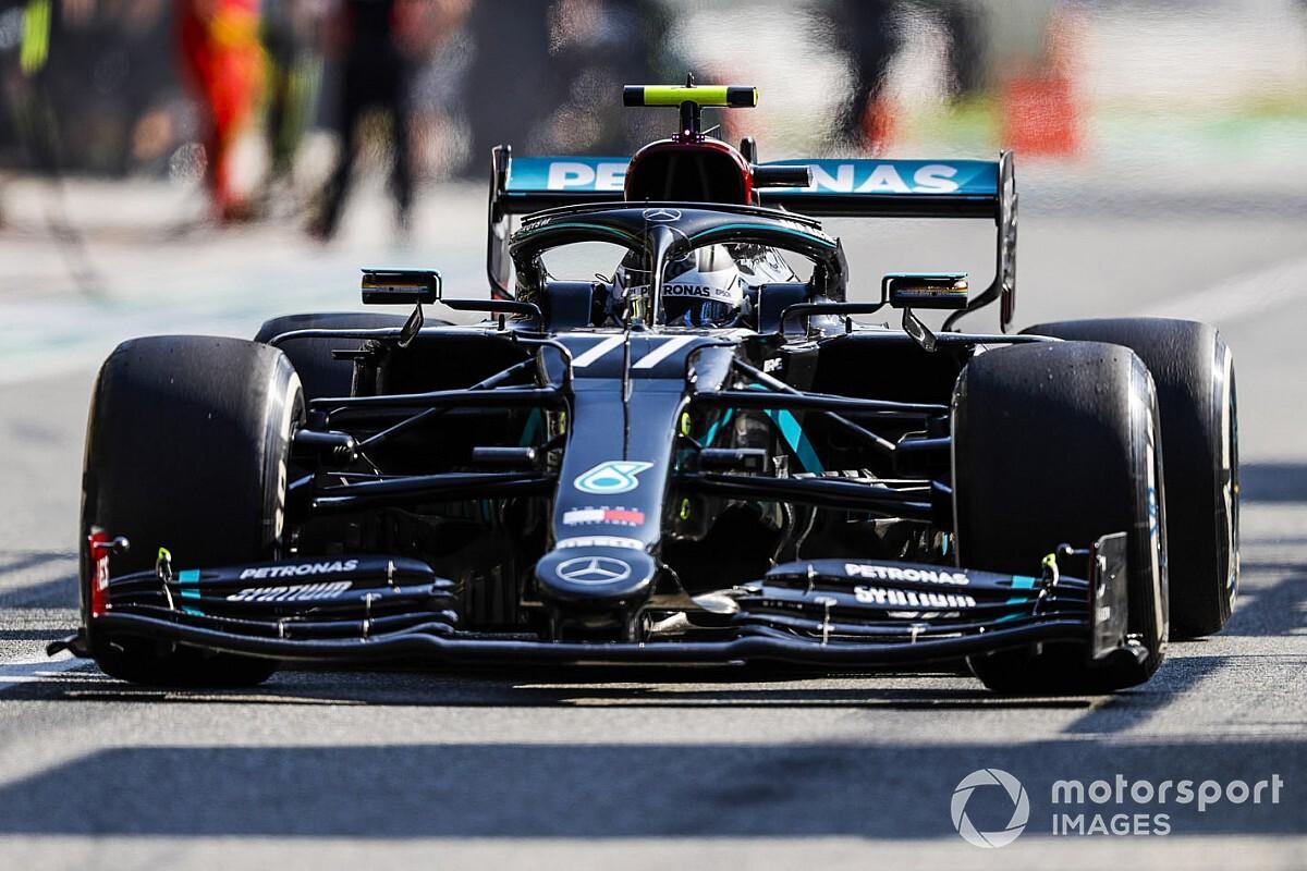 İtalya GP 3. antrenman: Bottas lider, McLaren 2-3!