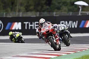 Petronas Yamaha denies Dovizioso rumours