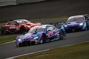 New Super GT points leaders regret poor Fuji qualifying