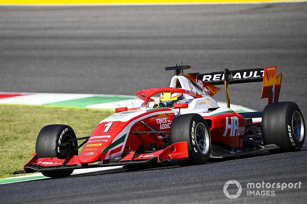 Mugello F3: Son yarışı Lawson kazandı, Piastri şampiyon oldu