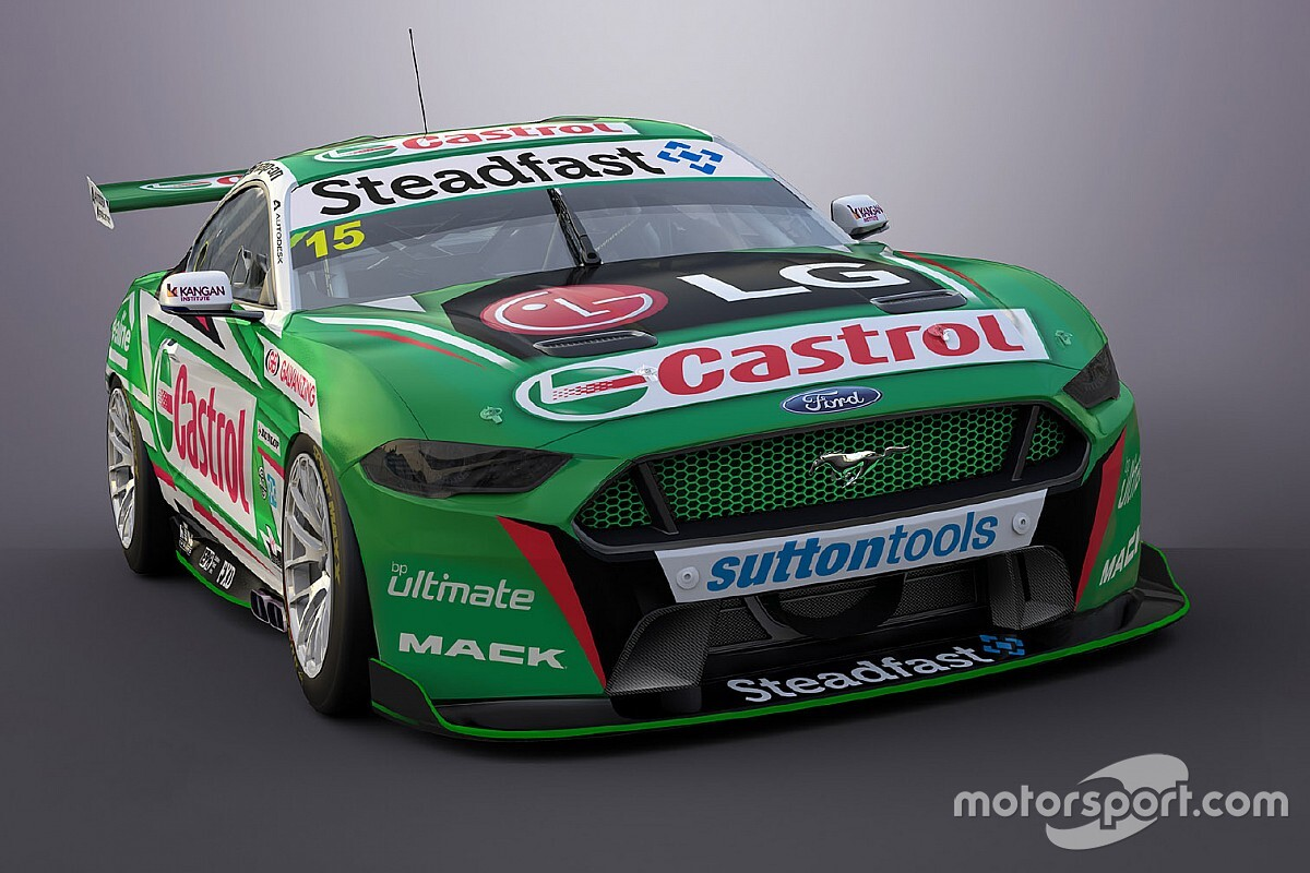 Supercars targeting mid-2021 Gen3 debut