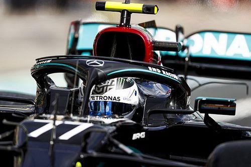 Bottas-pole a visszatérő nürburgringi pályán, nagyot ment Leclerc!