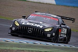 SGT第4戦もてぎ GT300決勝|タイヤ無交換作戦を遂行した65号車LEONが優勝
