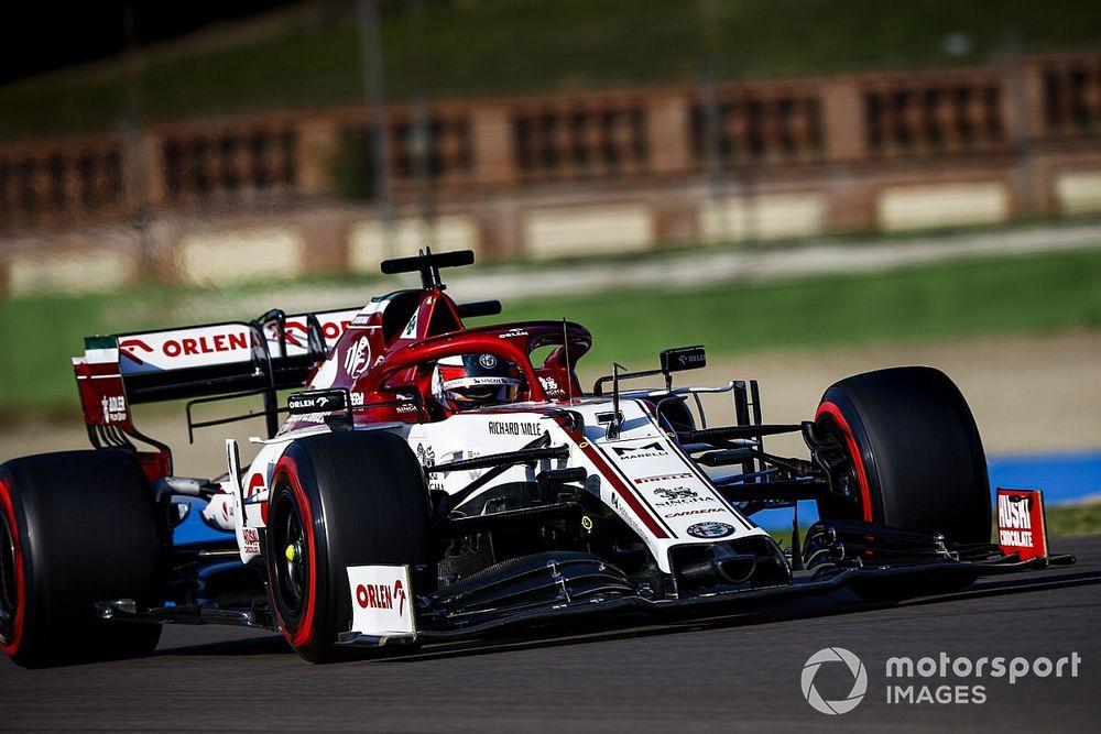 Entusiamo Alfa Romeo: Raikkonen e Giovinazzi a punti!