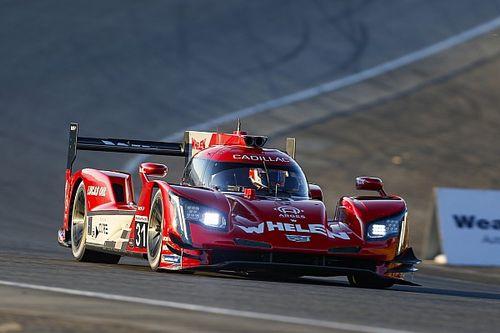 IMSA Laguna Seca: Derani leads Cadillac 1-2 in FP1