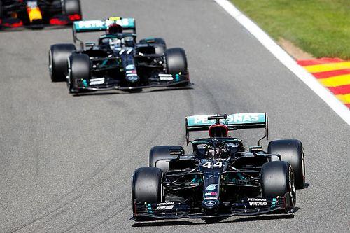 "Mercedes clarifie le ""malentendu"" radio avec Valtteri Bottas"