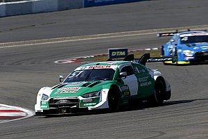Muller was losing 70bhp in Nurburgring DTM race