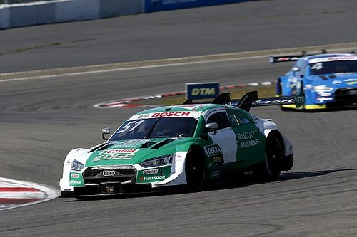 Muller was losing 70bhp in Nurburgring DTM race