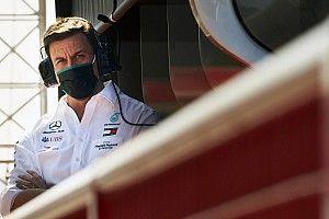 """Wolff: """"Hamilton en ik zijn nog niet klaar met de Formule 1"""""""