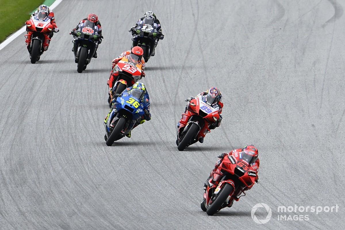 Red Bull Ring unveils revised MotoGP Turn 2 layout - autosport.com