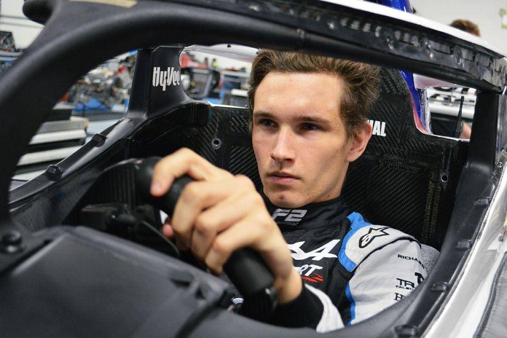 Lundgaard zadebiutuje w IndyCar