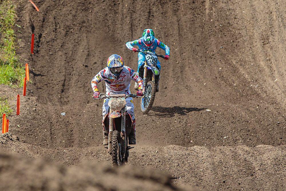 MXGP Nederland: Herlings en Coldenhoff pakken één-twee in race 1
