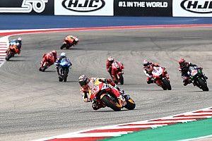Hasil MotoGP Amerika: Marc Marquez Magnificent Seven