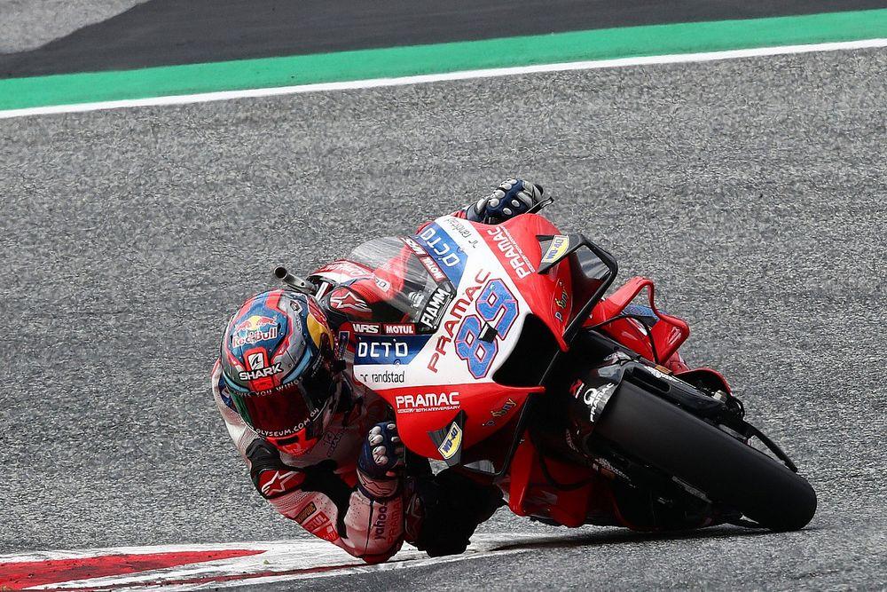 Martin körrekorddal a pole-ban Ausztriában, Rossi a Q1-ben búcsúzott