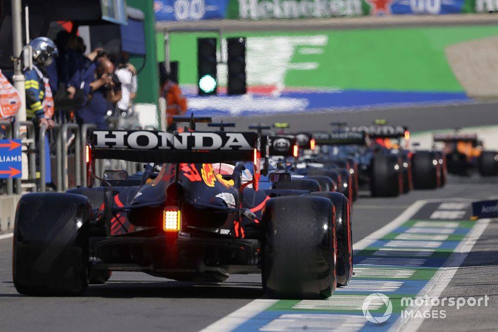 Jadwal F1 GP Belanda 2021 Hari Ini