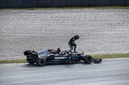 F1: Mercedes usará motores de menor quilometragem na Holanda após problema de Hamilton