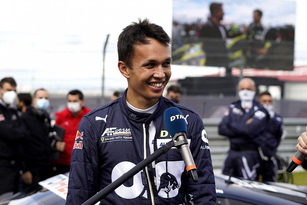 アレクサンダー・アルボン、来季F1復帰か? アルファロメオ&ウイリアムズが関心アリとレッドブル代表認める