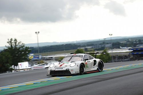 """Porsche """"expected to be closer"""" in Le Mans GTE Pro fight"""
