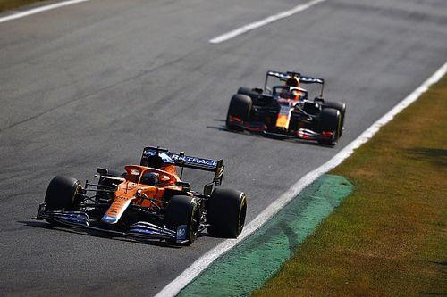 Ricciardo: Monza F1 win was mine before Hamilton/Verstappen crash