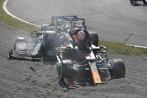 Verstappen és Hamilton összeütközött, Ricciardo győzött Monzában!