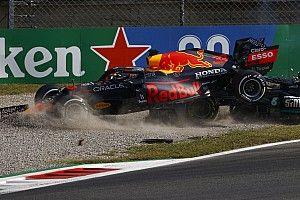 """Horner over aanrijding Verstappen-Hamilton: """"Het was een 50/50 incident"""""""