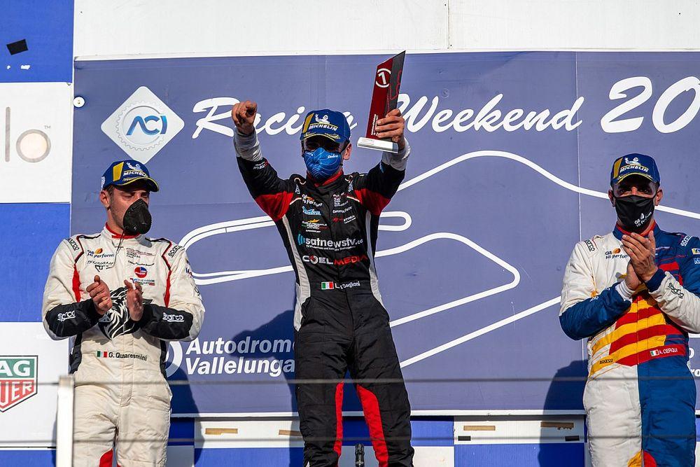 Carrera Cup Italia, Vallelunga: Caglioni vuol dire fiducia