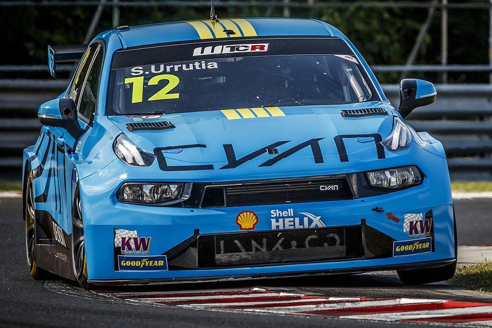 Пилоты на Audi и Lynk & Co выиграли гонки WTCR в Венгрии