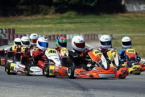 Karting mücadelesi Körfez'de yaşandı