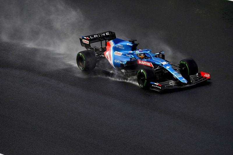 F1: Alonso assume culpa por incidente com Schumacher na Turquia