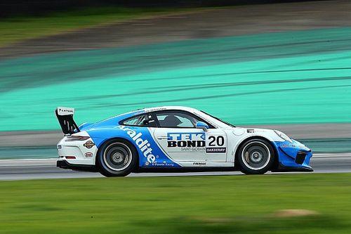 Porsche Cup: Pedro Aguiar faz a pole da Carrera em Curitiba