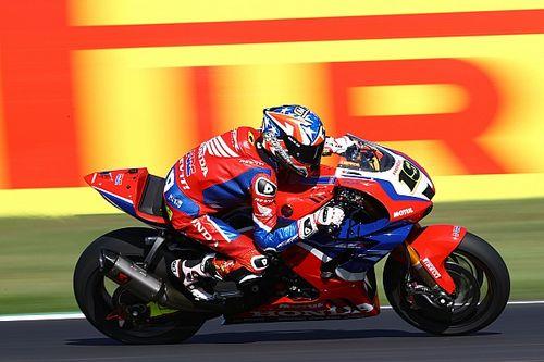 Problem Teknis Fundamental Honda di World Superbike